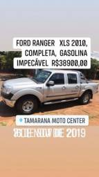 Ford ranger Limited 2010 dupla completa - 2010