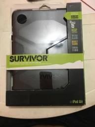 Case survivor para ipad air 1 ou 2 produto original griffin