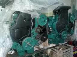 Vendo ou troco motor Volvo D3 160