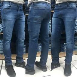 Calça Masculina Jeans. Vários Modelos. Todos os Tamanhos. Atacado de Fabrica
