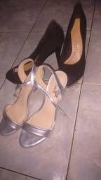 2 sandálias