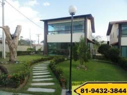 Alugo Casa com 5 Quartos!! Excelente Condomínio em Gravatá-PE