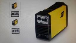 Maquina de Solda Eletrodo e Tig Miniarc Esab