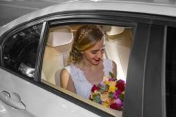 Limousine para noiva carros de luxo