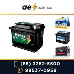 R$180,00 Hiper Preço Na Bateria Nova De Carro