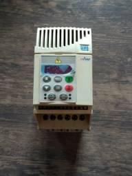 Inversor de Frequência Weg 1 HP usado