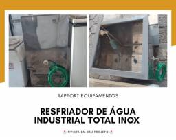 Resfriador de agua industrial