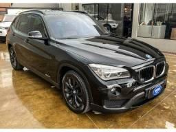 BMW X1 SDRIVE18I 2.0 16V Gasolina - Automático - 2014