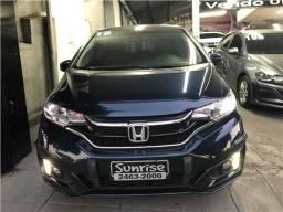 Honda Fit 1.5 EX 2018 Top Multimidia só 27.000 km!
