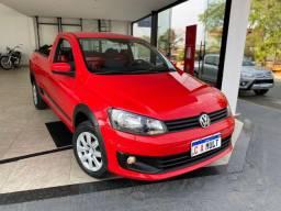VW Saveiro 2014 Baixo km Completo Aceito trocas e Financio