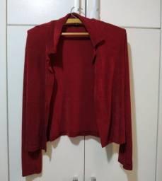 Suéter Vinho P