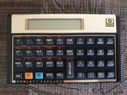 Calculadora HP 12c Gold R$ 200,00