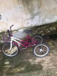 Bicicleta triciculo aro 24