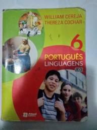 Livro de português linguagens