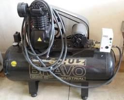 Compressor Schulz Bravo 200 litros