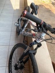 Vendo bicicleta semi nova!!!!!!!