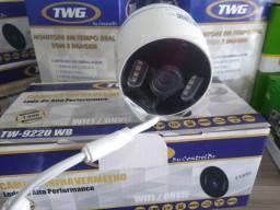 Câmera wi fi TWG 2 MP 1080P (FULL-HD) HD 1980X1080