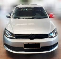 VW Gol Mi 1.0 Prata 2013