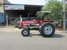 Trator Massey Ferguson 283 4x2 Ano 2004 (advanced)