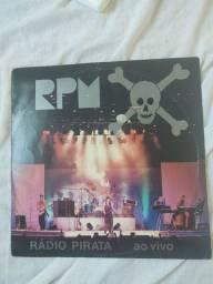 LP RPM EM ESTADO DE USO PERFEITO