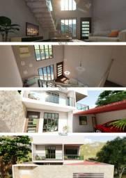 Projeto arquitetônico, elétrico, hidráulico e estrutural