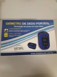 Oximetro de Dedo Adulto Mobil NOVO !!!