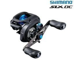Carretilha Shimano® Slx Dc 151 Xg 8.2:1 Drg:5kg- Manivela Esquerda