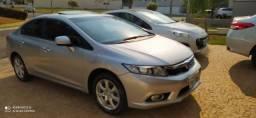 Honda Civic EXS 1.8 Automático Flex 2012 96.000km