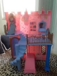 Castelo da Barbie Original Mattel