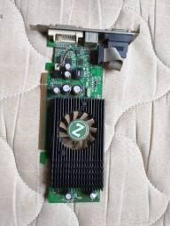 Placa de vídeo Nvidia Zotac gf8400gs 256 MB