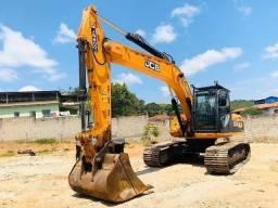 Escavadeira jcb JS200<br><br><br>