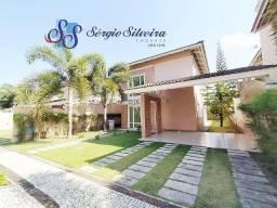 Casa duplex em condomínio no Eusébio com 3 suítes