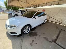 Audi a3 sportback branco com teto único a venda na bahia !!!