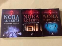 Trilogia ''A sina do sete'' - Nora Roberts