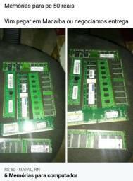 Memória computador