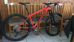 Vendo bicicleta Cannondale si carbon