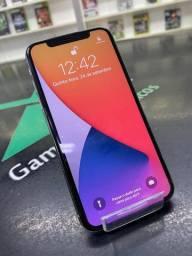 Iphone X Seminovo ~ Traseira carbono
