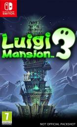 Luigi Mansion 3 - NSwitch
