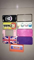 Capinhas para iPhone SE/ 5S