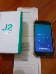 Samsung j2 core semi novo