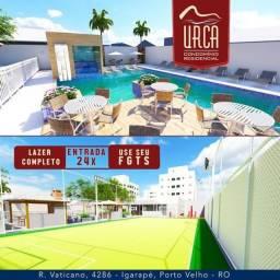 Condomínio URCA: Condições Especiais e Facilidade Na entrada