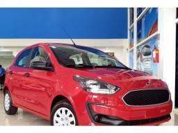 Ford ka hatch completo 1.0 carro zero KM 2021