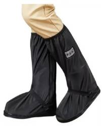 Galocha Poliana meia bota impermeável x 12x R$ 8,49 x Entrega Grátis x Garantia 3 m