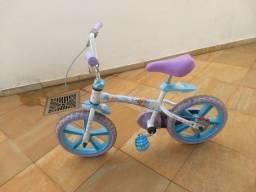 Bike Frozen