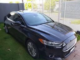 Ford fusion titanium awd 2015