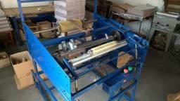 Rebobinadeira | Papel, Alumínio, Filme PVC