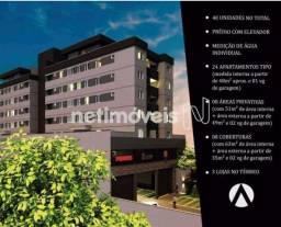 Apartamento à venda com 2 dormitórios em Diamante (barreiro), Belo horizonte cod:805742