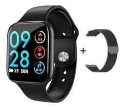 Relógio Smartwatch P80 + 2 Pulseiras