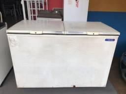 Freezer MetalFrio 2 tampas (ENTREGO)