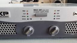 Amplificador Profissional SKP  400w Max420 <br><br>